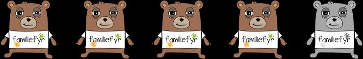Familiefyr anmelder: 4 ud af 5 bamser